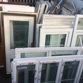 ash reclamation windows and doors
